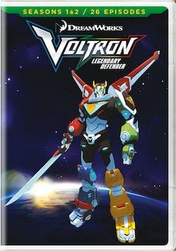 Voltron - Legendary Defender: Seasons 1 & 2 [DVD]