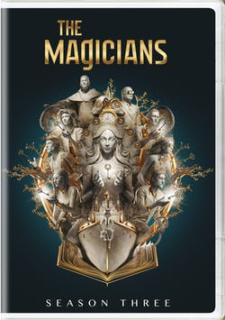 The Magicians: Season Three [DVD]