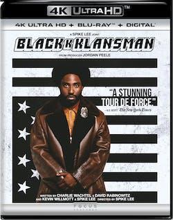 BlackkKlansman (4K Ultra HD) [UHD]