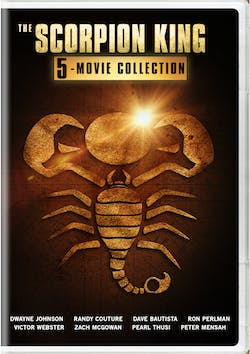 The Scorpion King: 5-movie Collection [DVD]