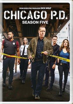 Chicago P.D.: Season Five [DVD]