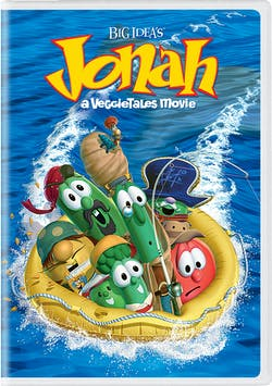 Jonah: A VeggieTales Movie [DVD]