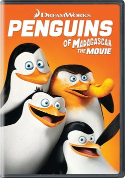 Penguins of Madagascar (2018) [DVD]