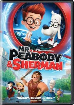 Mr. Peabody and Sherman (2014) [DVD]