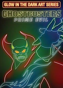 Ghostbusters: Prime Evil (Glow In The Dark Art Series) [DVD]