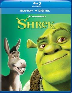 Shrek (Digital) [Blu-ray]