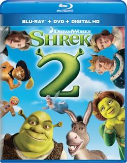 Shrek 2 (DVD) [Blu-ray]