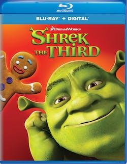 Shrek the Third [Blu-ray]
