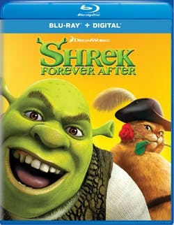 Shrek: Forever After - The Final Chapter [Blu-ray]