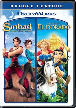 Sinbad: Legend of the Seven Seas/The Road to El Dorado [DVD]