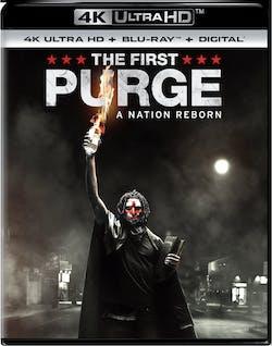 The First Purge (4K Ultra HD) [UHD]