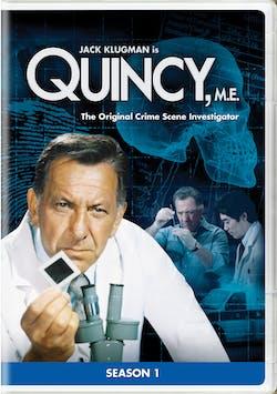 Quincy, M.E.: Season 1 [DVD]