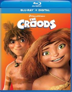 The Croods [Blu-ray]