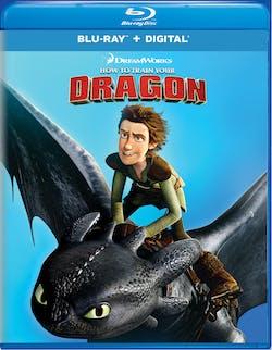 How to Train Your Dragon (Digital) [Blu-ray]