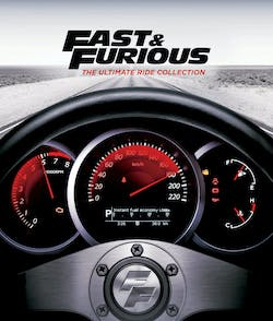 Fast & Furious: 7-movie Collection (Limited Edition) [DVD]