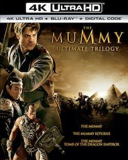 The Mummy/The Mummy Returns/The Mummy: Tomb of the Dragon Emperor (4K Ultra HD) [UHD]