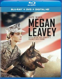Megan Leavey (DVD + Digital) [Blu-ray]