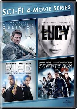 Oblivion/Lucy/R.I.P.D./Seventh Son [DVD]