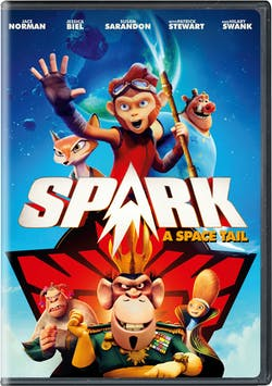 Spark: A Space Tail [DVD]