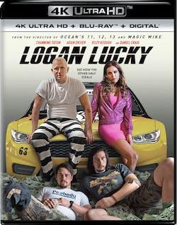 Logan Lucky (4K Ultra HD) [UHD]