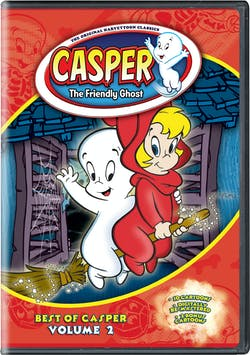 Casper the Friendly Ghost: Best of Casper - Volume 2 [DVD]