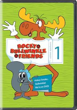 Rocky & Bullwinkle & Friends: Complete Season 1 [DVD]