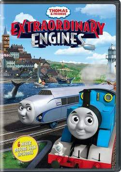 Thomas & Friends: Extraordinary Engines [DVD]