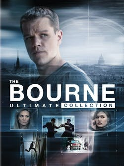 Bourne: The Ultimate 5-movie Collection [DVD]
