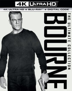 Bourne: The Ultimate 5-movie Collection (4K Ultra HD) [UHD]