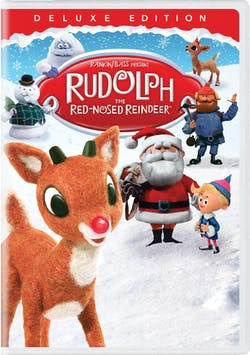 Rudolph the Red-nosed Reindeer (Deluxe Edition) [DVD]