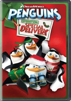 The Penguins of Madagascar - Operation: Special Delivery [DVD]