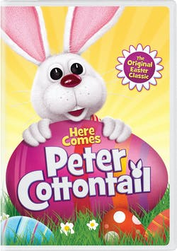 Here Comes Peter Cottontail (2018) [DVD]