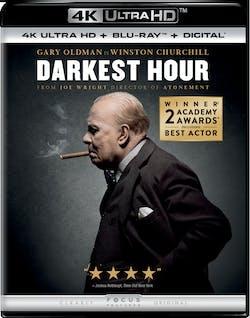 Darkest Hour (4K Ultra HD) [UHD]