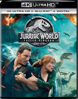 Jurassic World - Fallen Kingdom (4K Ultra HD) [UHD]
