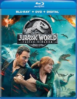 Jurassic World - Fallen Kingdom (BD Combo Pack) [Blu-ray]