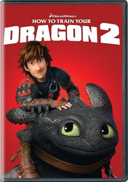 How to Train Your Dragon 2 (2018) (Digital) [DVD]