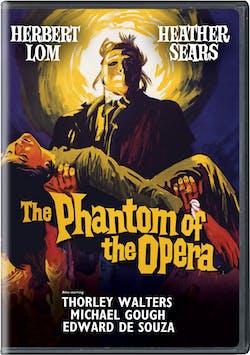 The Phantom of the Opera (1962) [DVD]