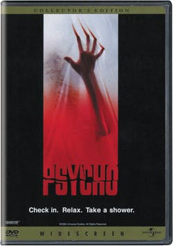 Psycho (Collector's Edition) [DVD]