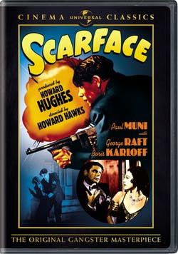 Scarface (1932) (Universal Cinema Classics) [DVD]