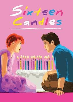 Sixteen Candles (Pop Art) [DVD]