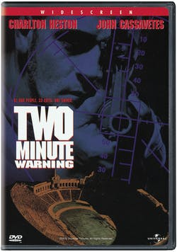 Two Minute Warning [DVD]