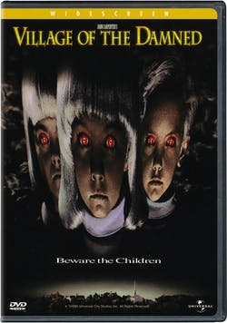 Village of the Damned [DVD]