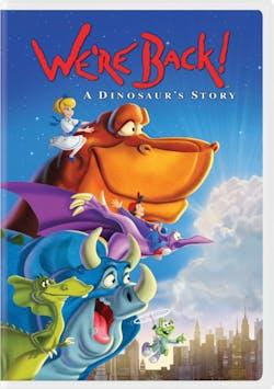We're Back! A Dinosaur's Story (2009) [DVD]