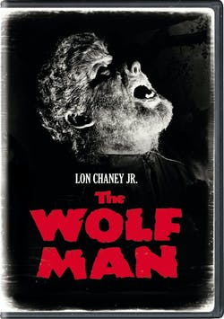 The Wolf Man [DVD]