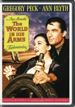 The World in His Arms [DVD]