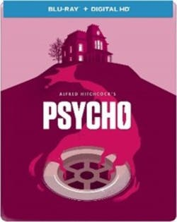 Psycho (Limited Edition Steelbook) [Blu-ray]