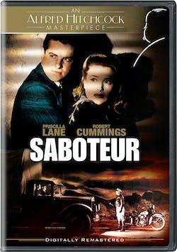 Saboteur [DVD]