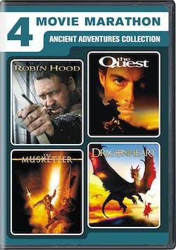 4-Movie Marathon: Ancient Adventure Collection [DVD]