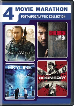 4-Movie Marathon: Post-Apocalyptic Collection [DVD]