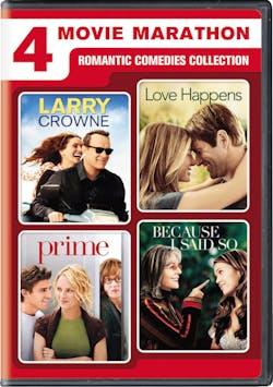 4-Movie Marathon: Romantic Comedies Collection [DVD]